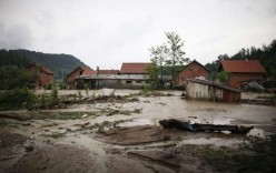 VIDEO: Prijedor, poplave- 19.05.2014.