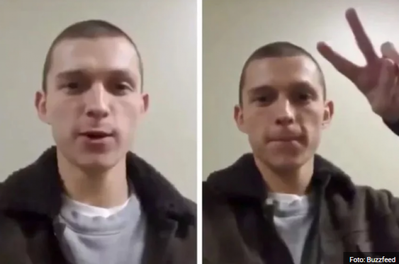 Tom Holland razočarao brojne fanove, ošišao se naćelavo (VIDEO)