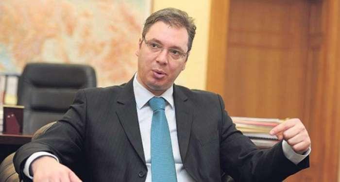 Vučić: Ne krijemo ni pred Rusima, hoćemo u EU
