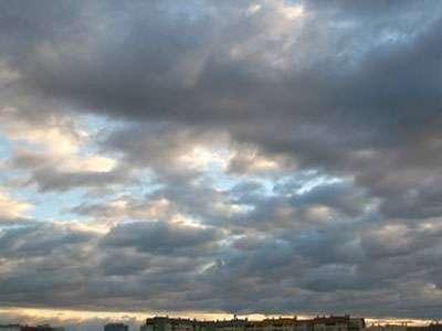 Danas oblačno i suvo vrijeme
