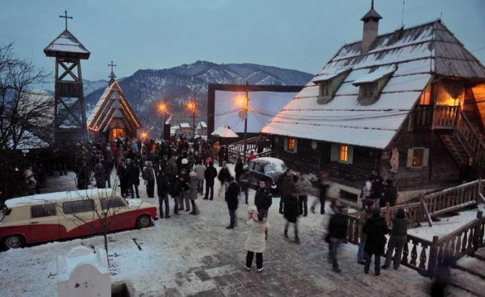 Kustendorf u društvu najboljih svjetskih festivala