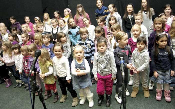 "Održan koncert banjalučkog hora ""Vrapčići"""
