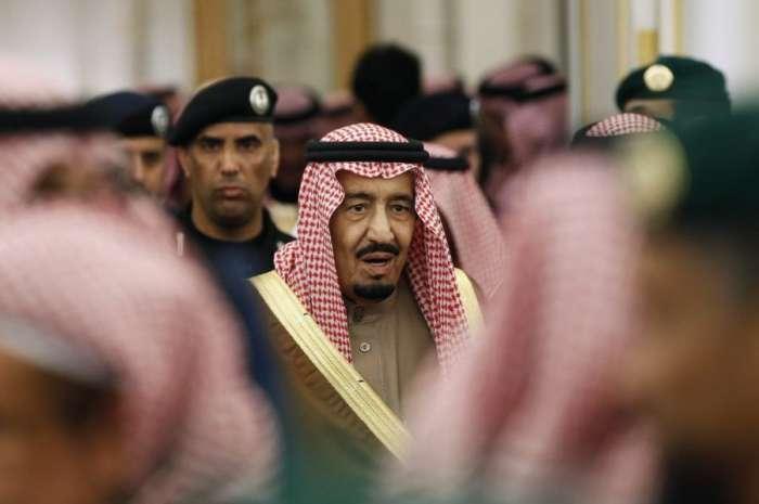 saudijski kralj