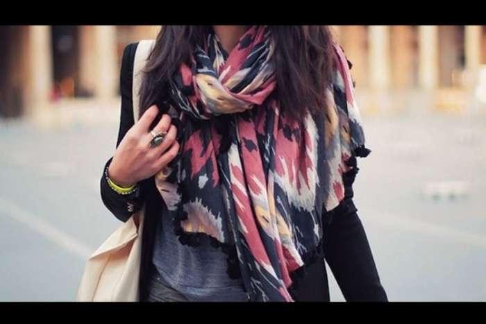 Svilena marama za dašak elegancije