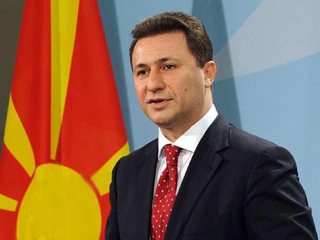 Raspisana potjernica za Gruevskim