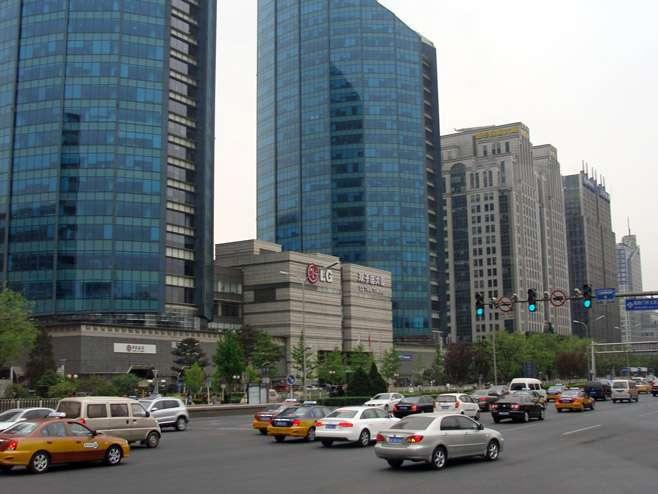 Pet milijardi putovanja unutar Kine