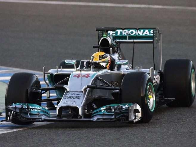 Hamilton sve bliži tituli