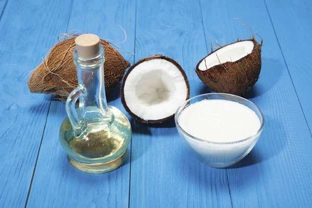 Kom tipu kože ne odgovara kokosovo ulje