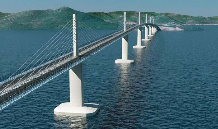 Pelješki most gradiće Kinezi