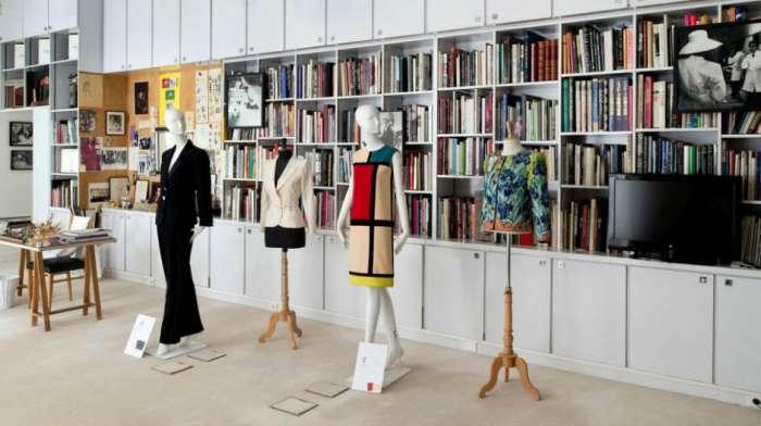Otvorena dva muzeja u čast Iv Sen Lorana