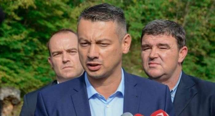 Nešić za TV K3: Naredne sedmice počinje uklanjane naplatnih kućica u Glamočanima