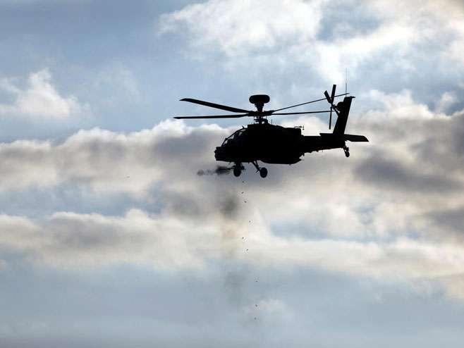 U padu helikoptera poginule četiri osobe