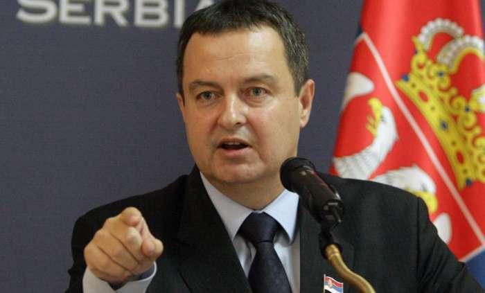 Dačić: Tramp će posjetiti Srbiju za vrijeme svog mandata
