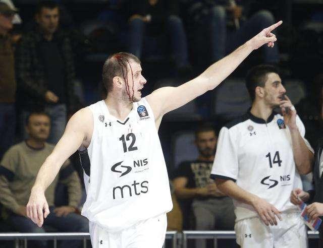 Novi poraz Partizana, bez šansi u Evrokupu