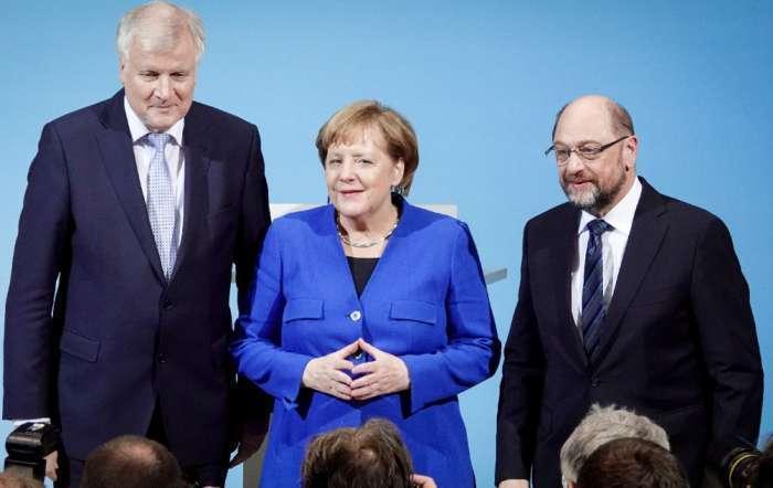 Merkel i Schulz usaglasili ključna pitanja o novoj vladi Njemačke