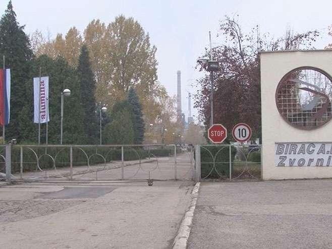 """Krim-policija upala u """"Aluminu"""""""
