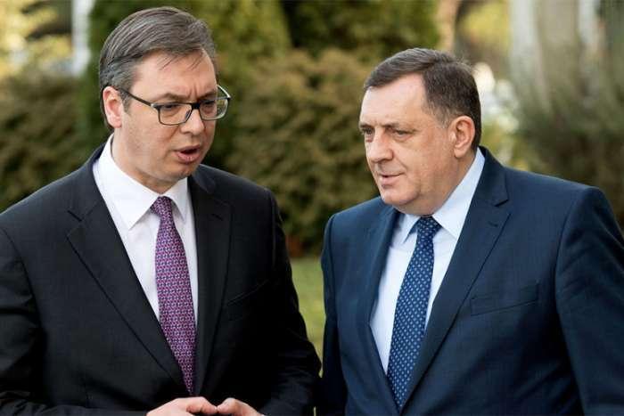 Vučić kritikovao izjave da se dodiku zabrani ulaz u Srbiju
