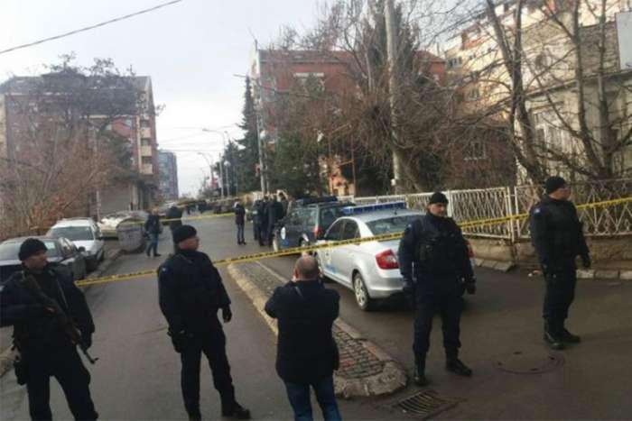 Ubijen Oliver Ivanović, u blizini mjesta atentata pronađeno zapaljeno vozilo