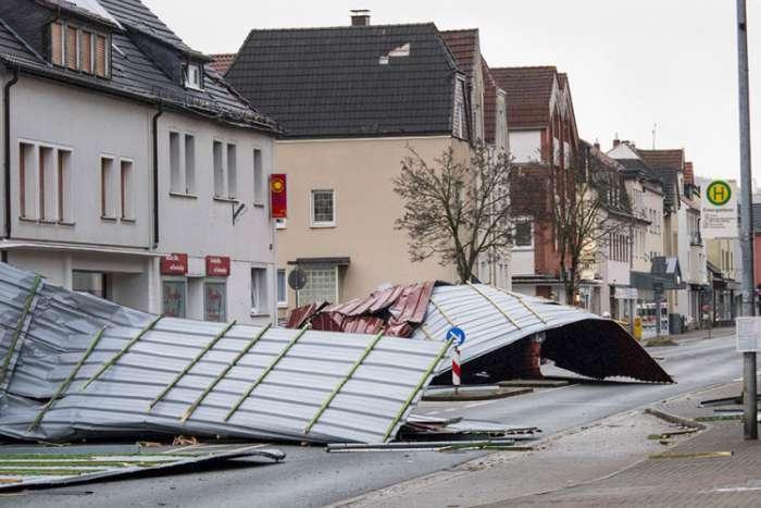 Oluja u Evropi: Najmanje sedmoro poginulih