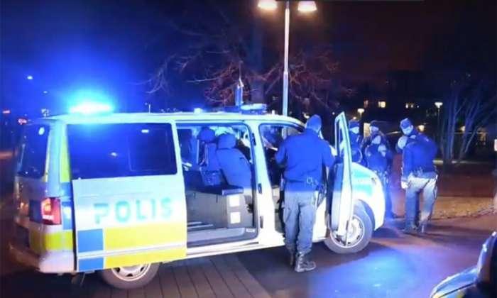 Eksplozija kraj policijske stanice u Švedskoj