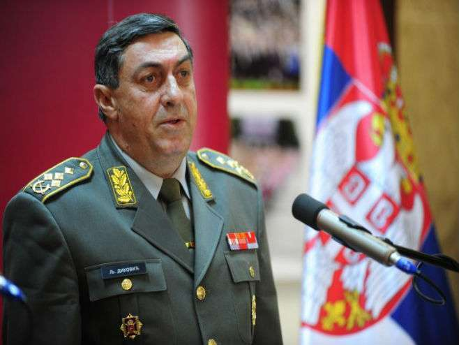 Diković: Potreban nam je raketni sistem PVO dometa 400 kilometara