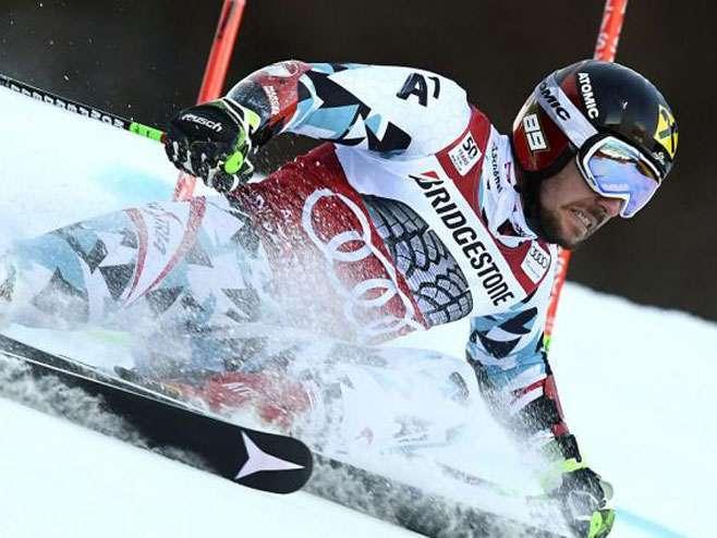 Hiršer pobjednik slaloma u Adelbodenu