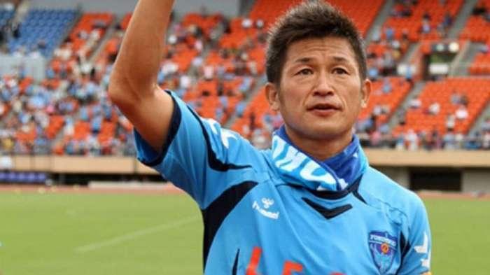 Japanski fudbaler potpisao ugovor u 51. godini