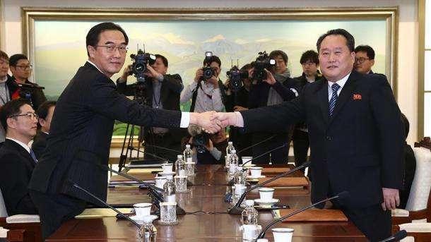 Radni pregovori Pjongjanga i Seula 15. januara