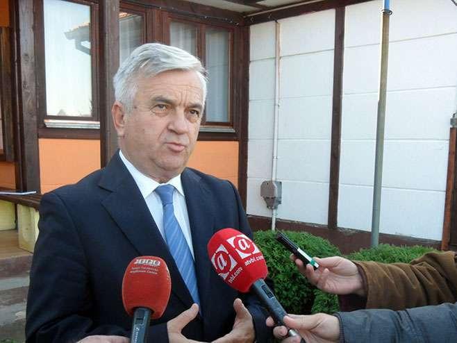 "Članovi udruženja ""Srbska čast"" nisu bili gosti NSRS"