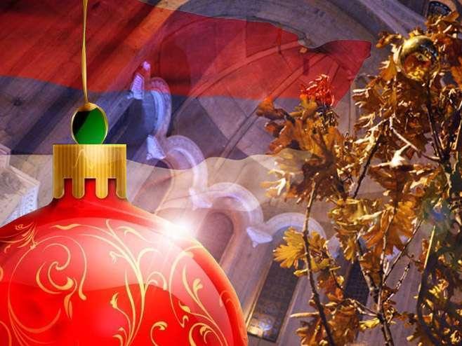 Pravoslavna Nova godina biće proslavljena širom Republike Srpske