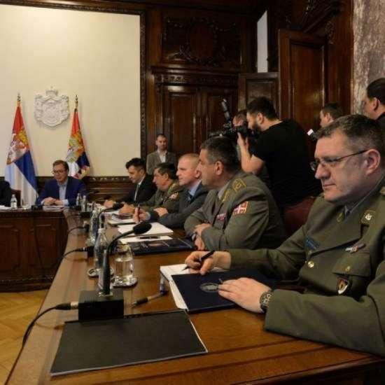 Srpska delegacija prekida razgovore u Briselu, Vučić zakazao hitnu sjednicu Savjeta za nacionalnu bezbjednost