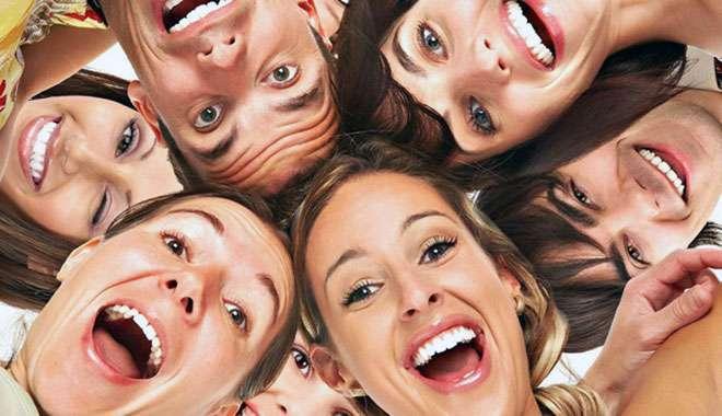 Kada se čovjek smije aktivira se čak 80 mišića, a od toga njih 17 na licu
