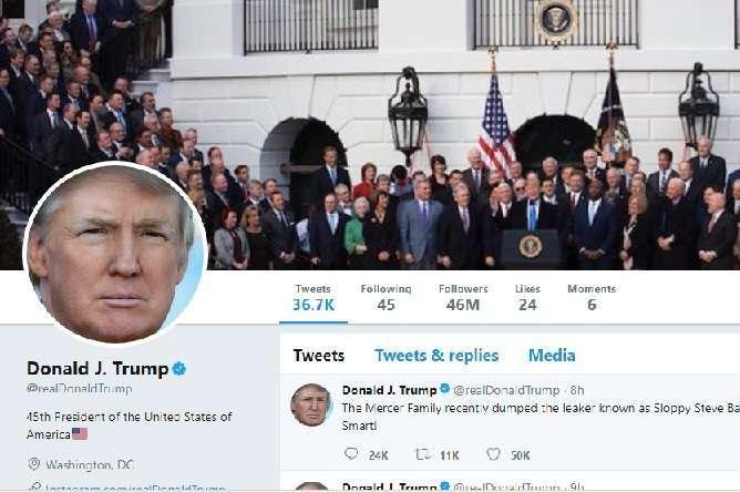 Twitter objasnio zašto ne može da ukine nalog Trampu