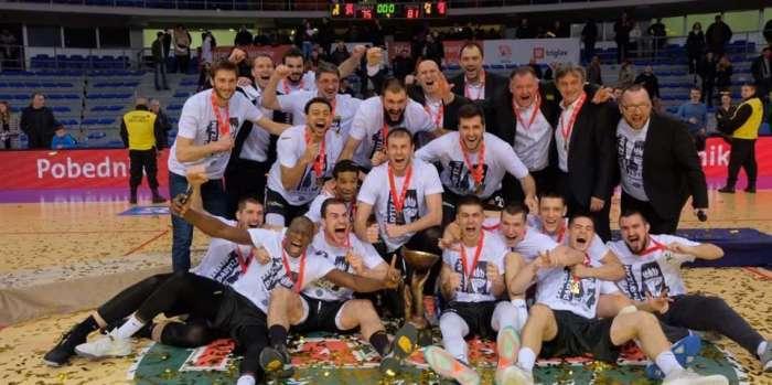 Partizan osvojio Kup Radivoja Koraća, Vilijams-Gos MVP!