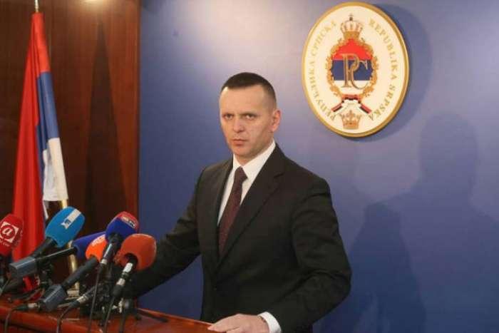 Odgovor ministra Dragana Lukača na Mektićeve napade na institucije Srpske