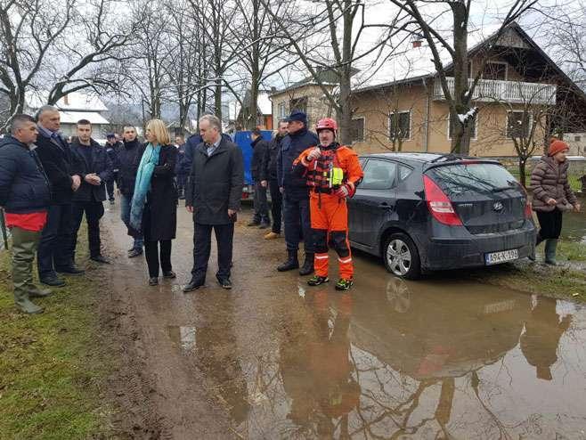 Cvijanović: Vlada će pomoći ugroženim opštinama