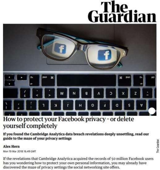 """Zbog zloupotreba korisnici brišu naloge sa """"Fejsbuka"""", Zakerberg se ne oglašava"""
