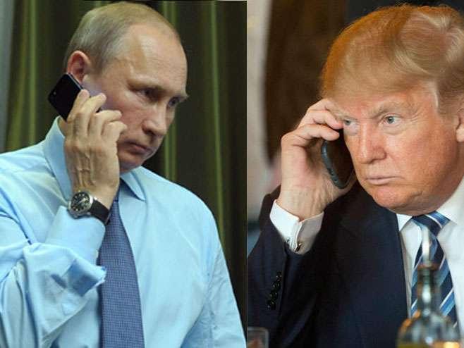 Tramp pozvao Putina