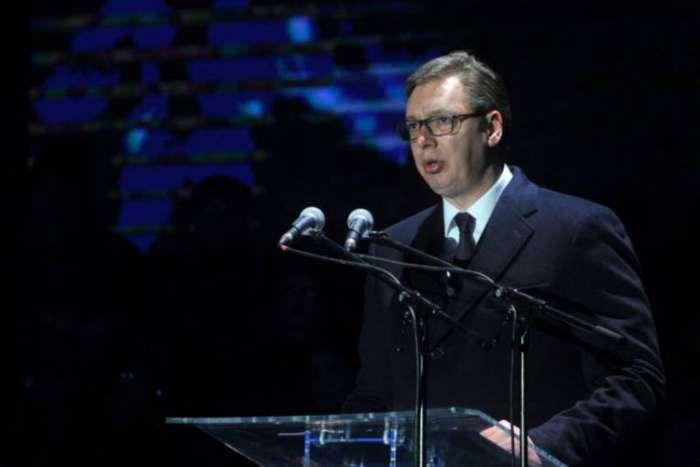 Vučić o Tačijevim prijetnjama: Nije mu ni prvi ni poslednji put