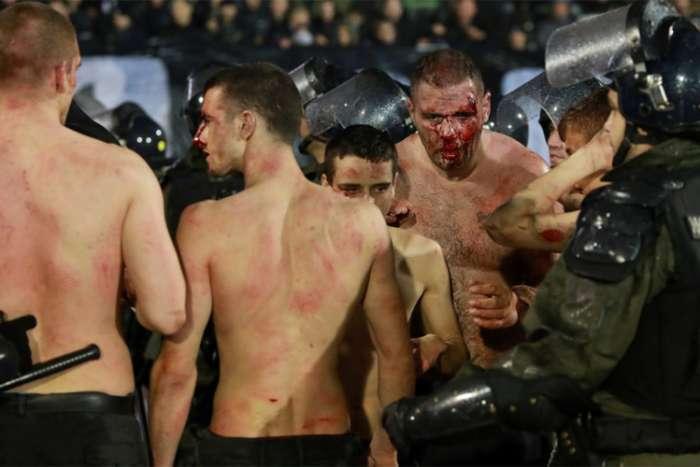 Iz Srbije protjeran najmlađi hrvatski huligan, na slobodi uskoro i ostali