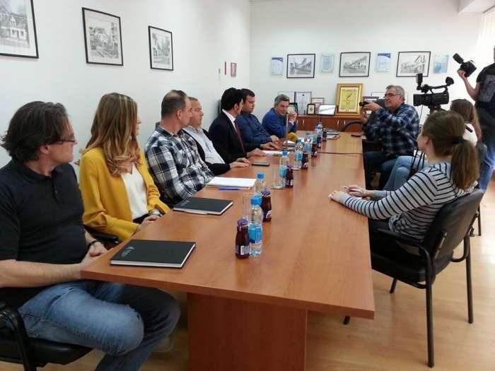 """Prnjavor: """"Standardu"""" nagrada najznačajnijeg investitora u BiH"""