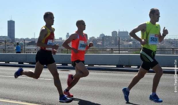 Kristijan Stošić pobjednik 31. Beogradskog maratona