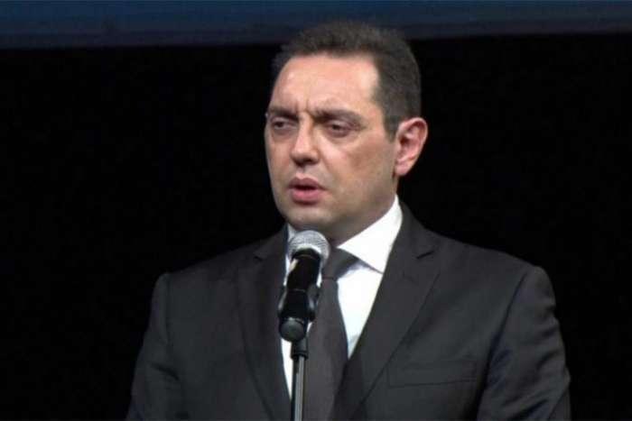 Vulin: Ne bih bio sa hrvatskom Vladom u Jasenovcu
