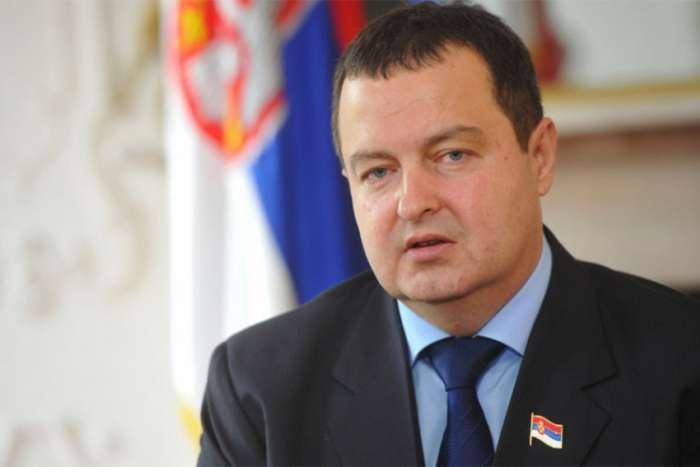 Dačić: Uvesti recipročne mere na odluku Hrvatske