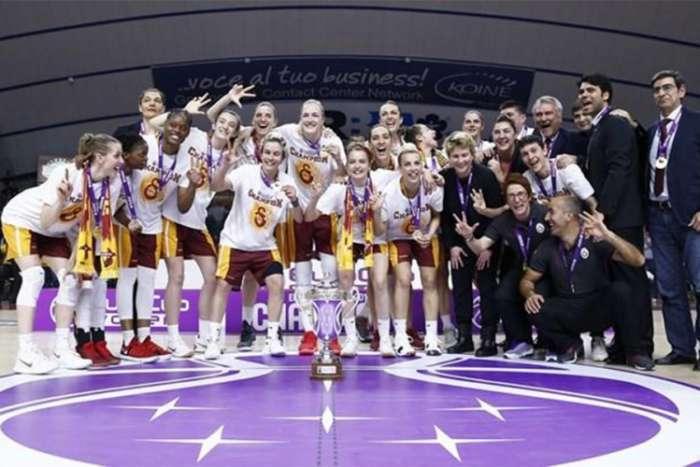 Galatasaraj Marine Maljković osvojio Evrokup