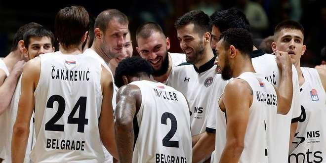 Košarkaši Partizana lako do pobjede nad Vojvodinom