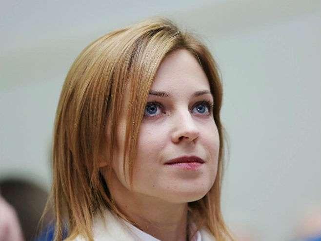 Natalija Poklonska danas u Beogradu