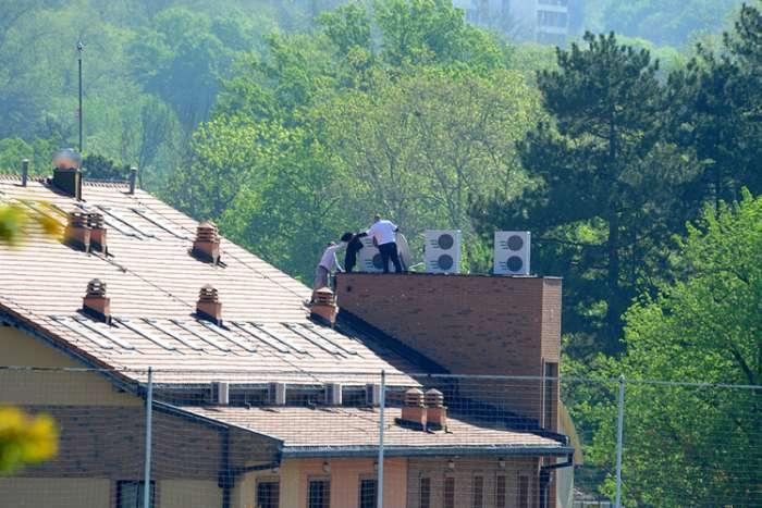 Završena drama u hotelu Prestiž, muškarac sišao sa krova