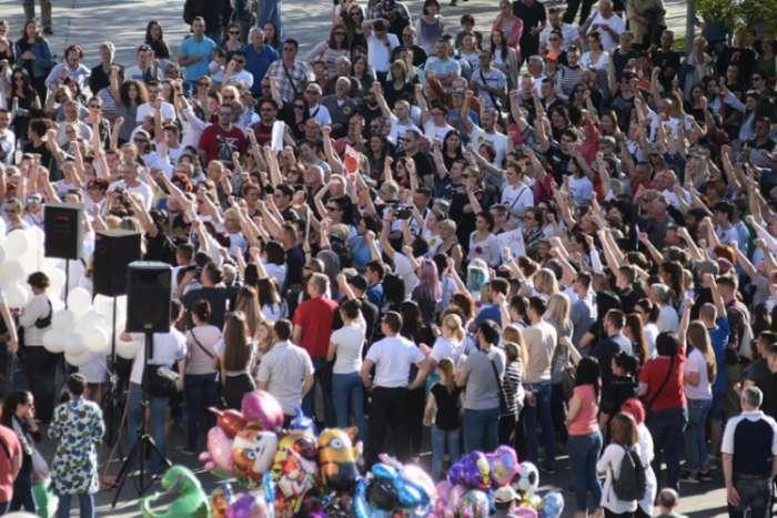 Deset hiljada građana traži pravdu!