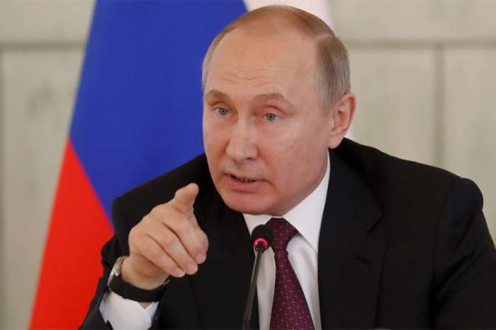 Putin Merkelovoj: To je bila agresija